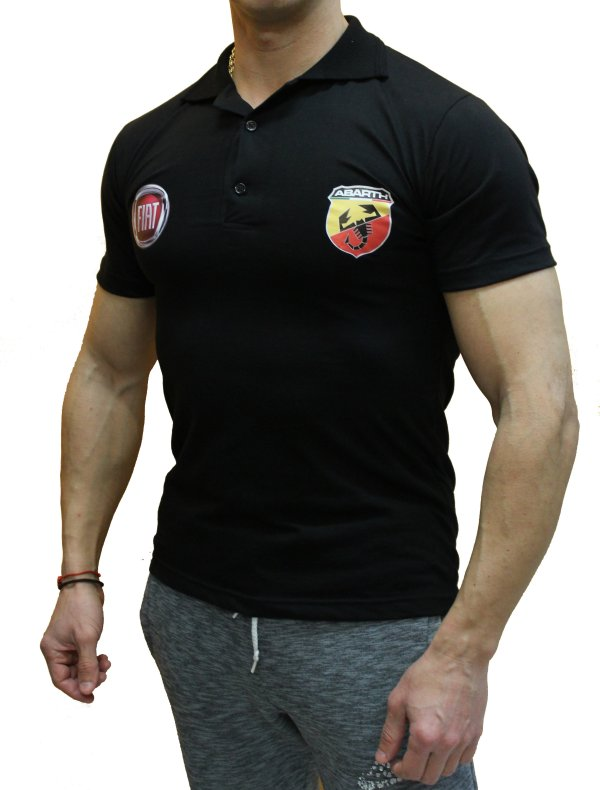 Fiat Abarth Polo-Shirt