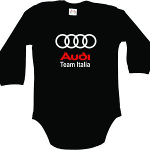 Audi Italia Team Bodysuit for Baby