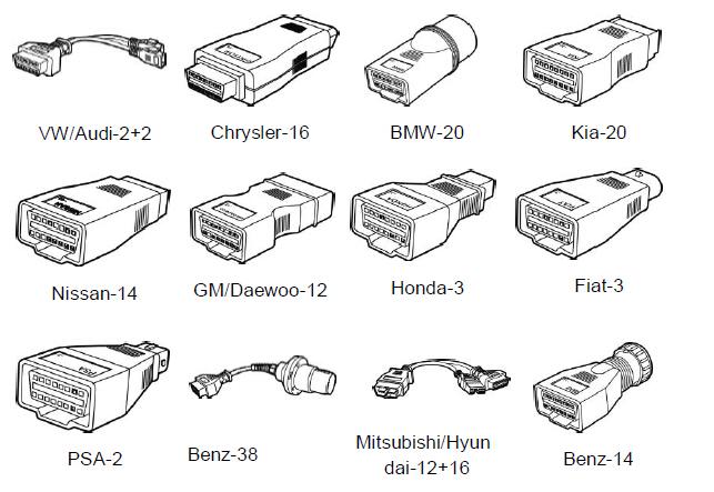 Latest AUTEL MaxiSys Elite with J2534 ECU Preprogramming Box
