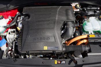 Kia Niro Hybrid. Foto: Kia.