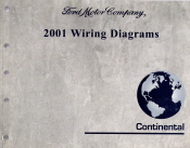2001 Lincoln Continental Wiring Diagrams