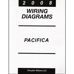2008 Pacifica (CS) Wiring Manual