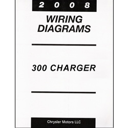 2008 Chrysler 300 and Dodge Charger / Magnum (LX) Wiring