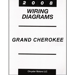 2008 Jeep Grand Cherokee (WK) Wiring Manual