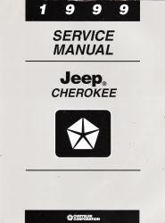 1999 Jeep Cherokee (XJ) Factory Service Manual