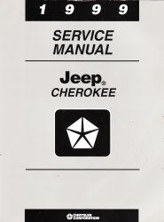 1999 Jeep Cherokee (XJ) Factory Service Manual