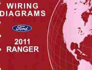 2011 Ford Ranger  Wiring Diagrams