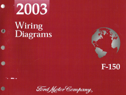 2003 Ford F150  Wiring Diagrams