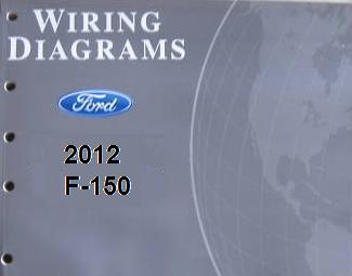 2012 Ford F 150 Engine Diagram 2012 Ford F 150 Truck Factory Wiring Diagrams