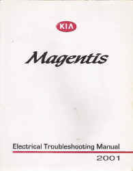 2001 Kia Optima / Magentis Factory Electrical