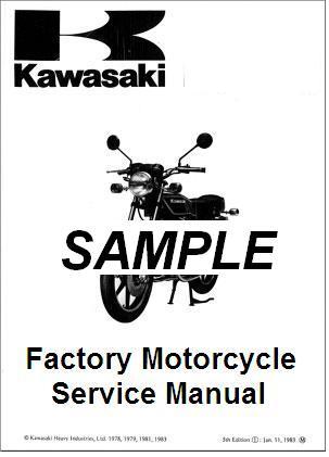2009 Kawasaki KRF750G/J/K/L/M Teryx 750 4X4 Factory