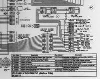 1970  July 1994 Peterbilt 379 Family (357, 375, 377, 378, 379) Wiring Diagram
