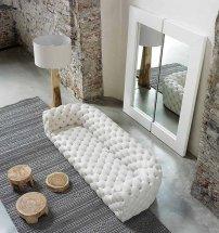 intérieur blanc