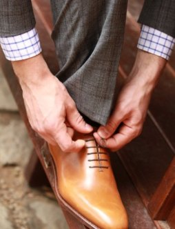 slick boots