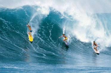 22 big wave
