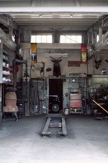 47 classique garage