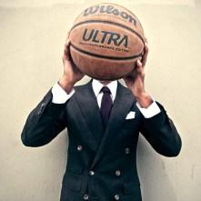 54 basket ball costume