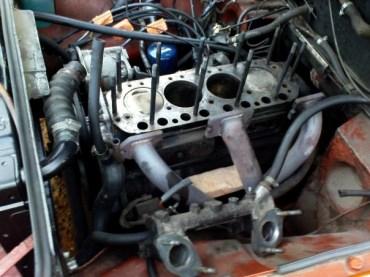 Moteur MG B GT