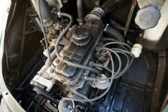 Moteur Renault 4CV