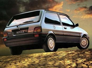 Rover 114 GTI