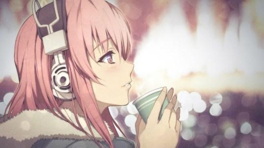 manga café