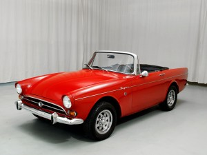 sunbeam alpine tiger