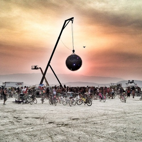 11 burning man