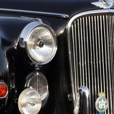 Jaguar MK VII VIII IX