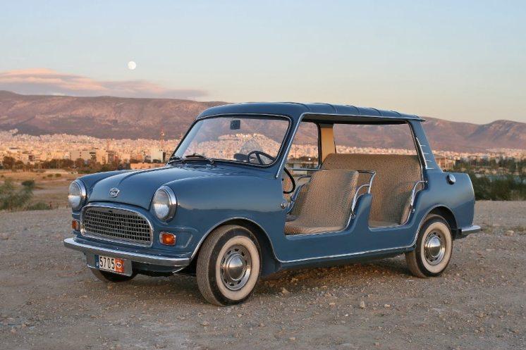austin 850 beach car 8