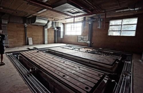 detail usine bugatti
