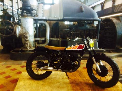 PURE CAFE RACER