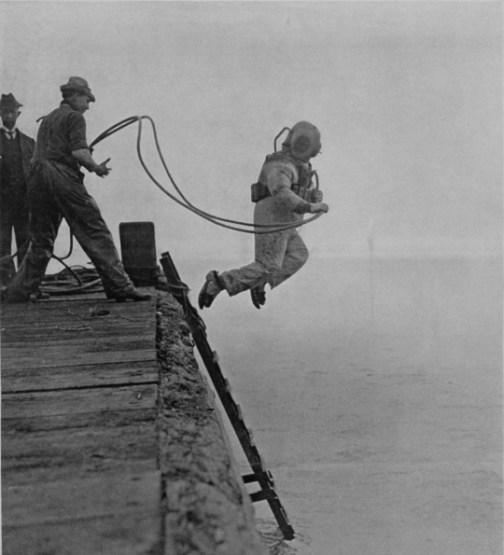classic diving