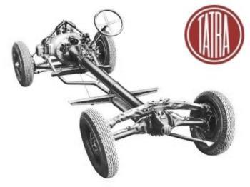 16 -Châssis Tatra