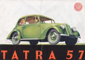 22- Tatra Type 57