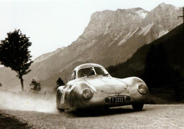 28- Porsche Type 64