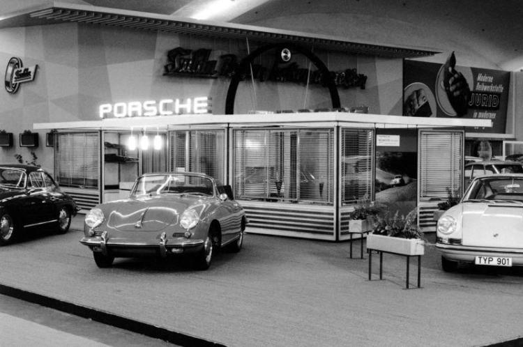 50- 911 Francfort 1963