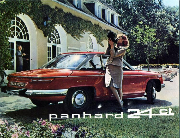 52- Panhard 24CT