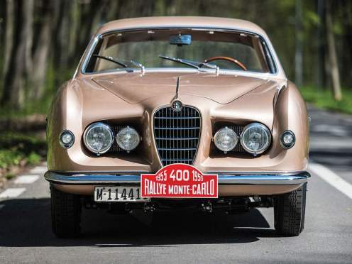 Alfa 1900 C Ghia 2