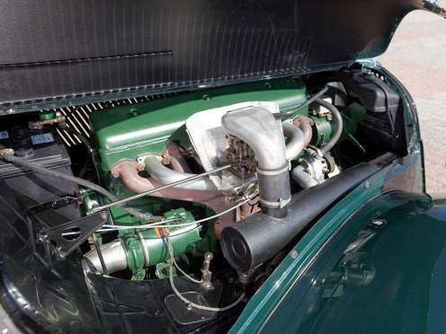 Citroen Traction Roadster 156 16