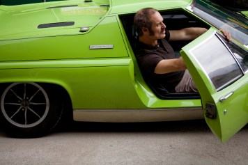 Colin Chapman Lotus Europa