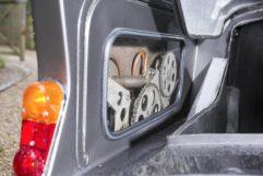 Daimler Dart Retractable rook