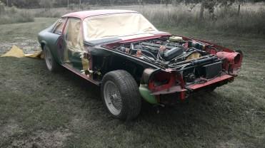 JAGUAR XJS 3L6 carosserie 1