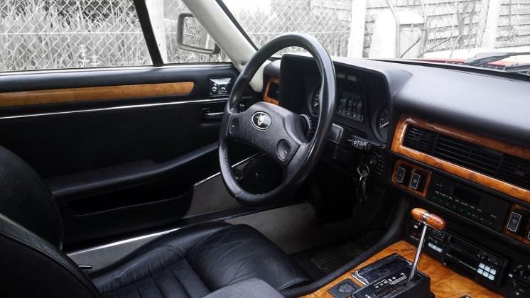 Jaguar XJS 36 INTERIEUR