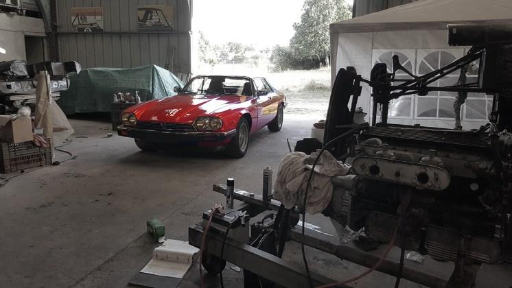 Jaguar XJS Carrosserie