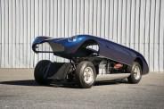Sorrel Manning SR100 Roadster Capot