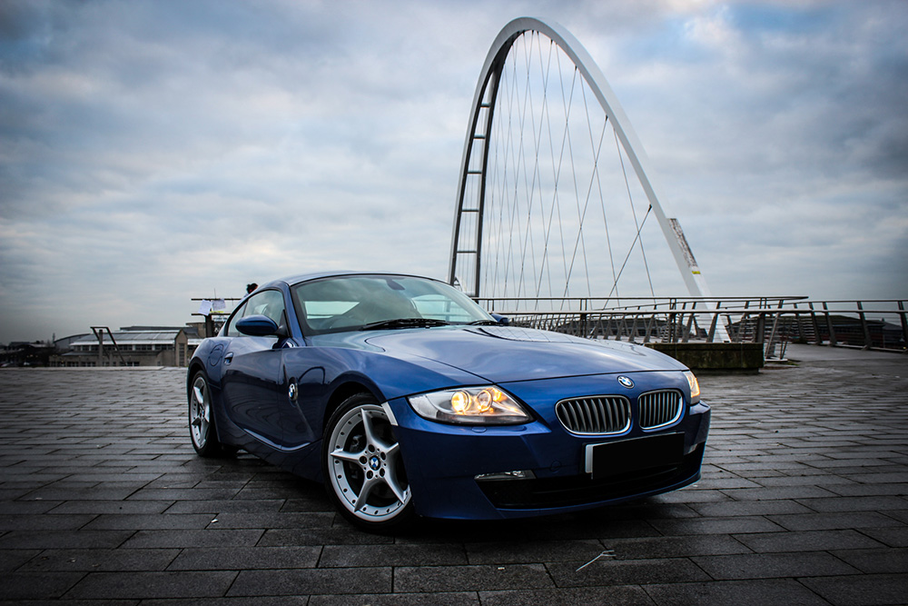 BMW Z4 COUPE 34