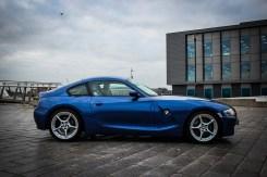 BMW Z4 COUPE COTE