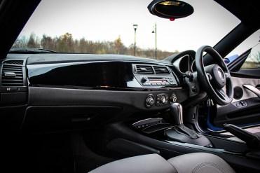 BMW Z4 COUPE DASHBOARD