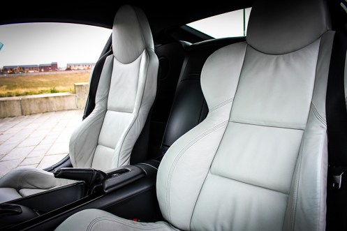 BMW Z4 COUPE SEATS