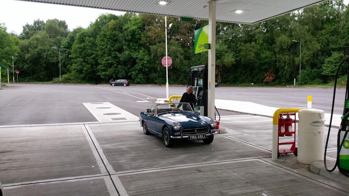 Fuel Autojumble